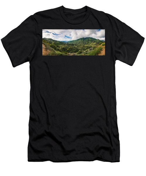 Valley Of Promise Men's T-Shirt (Athletic Fit)