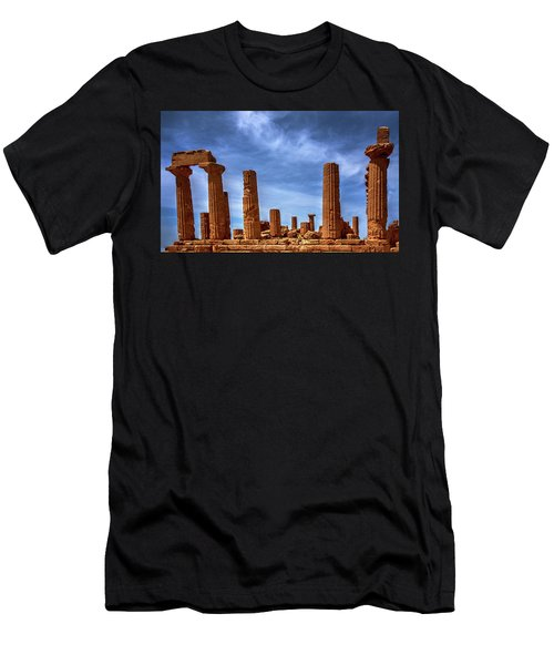 Valley Of The Temples IIi Men's T-Shirt (Athletic Fit)