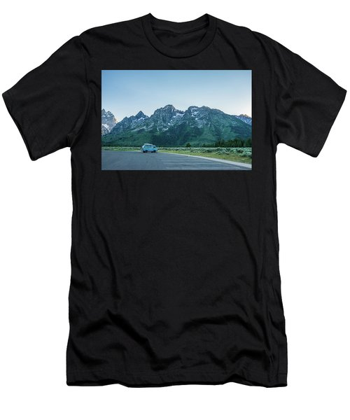 Van Life Men's T-Shirt (Athletic Fit)