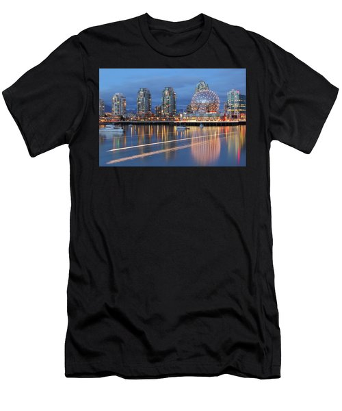 Vancouver Science World Men's T-Shirt (Athletic Fit)
