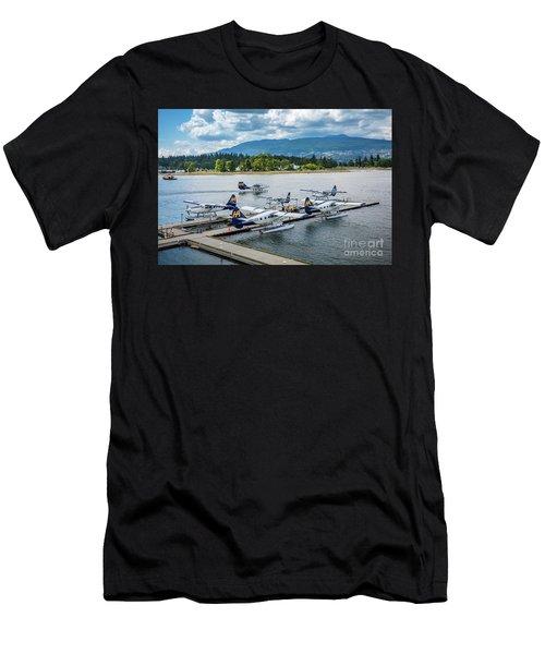 Vancouver Seaplanes Men's T-Shirt (Athletic Fit)