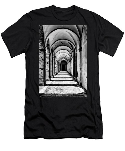 Vanishing Point Men's T-Shirt (Athletic Fit)