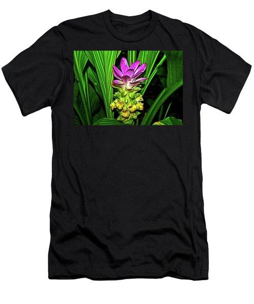 Variegated Hidden Ginger 001 Men's T-Shirt (Athletic Fit)