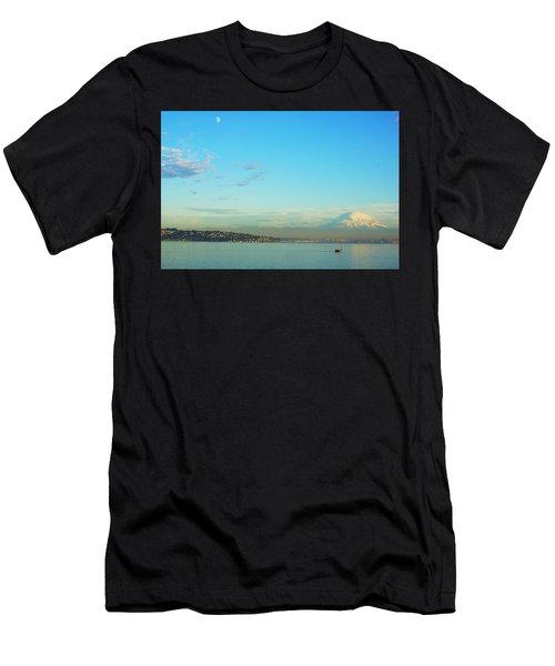Vashon Island Men's T-Shirt (Athletic Fit)