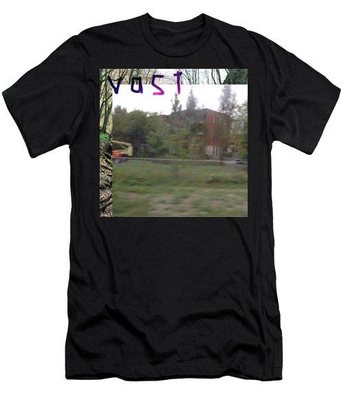Vast Men's T-Shirt (Athletic Fit)