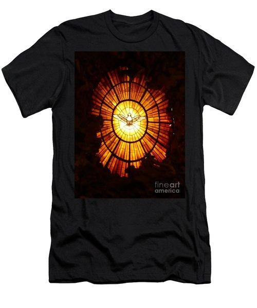 Vatican Window Men's T-Shirt (Slim Fit)