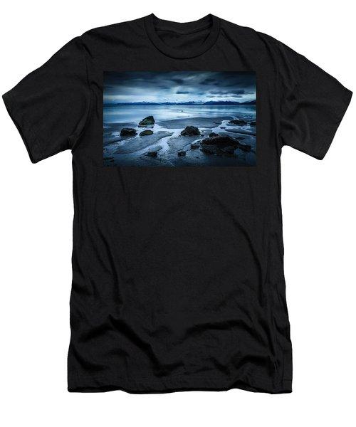 Vatnajokull From Stokksnes Men's T-Shirt (Athletic Fit)