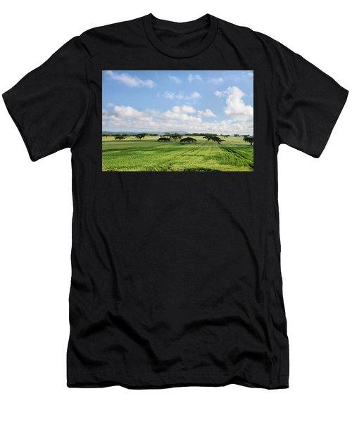 Vegetation Men's T-Shirt (Athletic Fit)