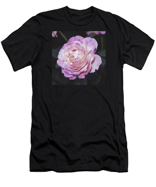 Velvia Rose Men's T-Shirt (Athletic Fit)