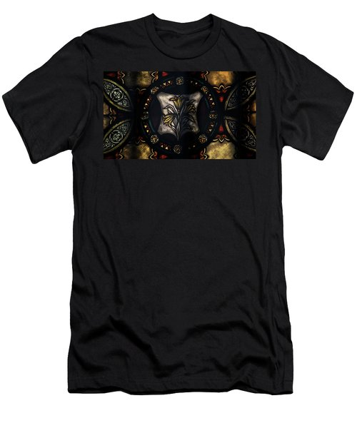 Men's T-Shirt (Slim Fit) featuring the photograph Venerable by Rowana Ray