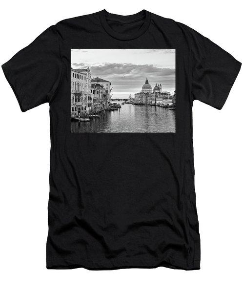 Venice Morning Men's T-Shirt (Athletic Fit)
