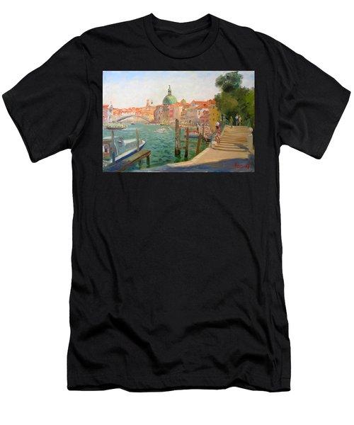 Venice Santa Chiara Men's T-Shirt (Athletic Fit)