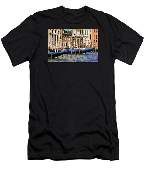 Venice Untitled Men's T-Shirt (Athletic Fit)