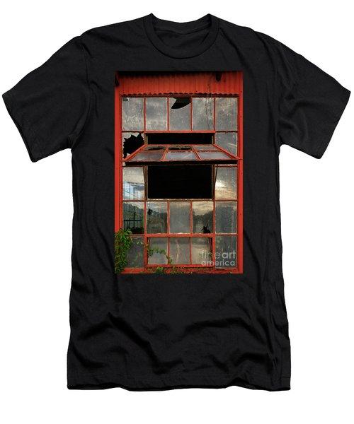 Ventanas Men's T-Shirt (Athletic Fit)