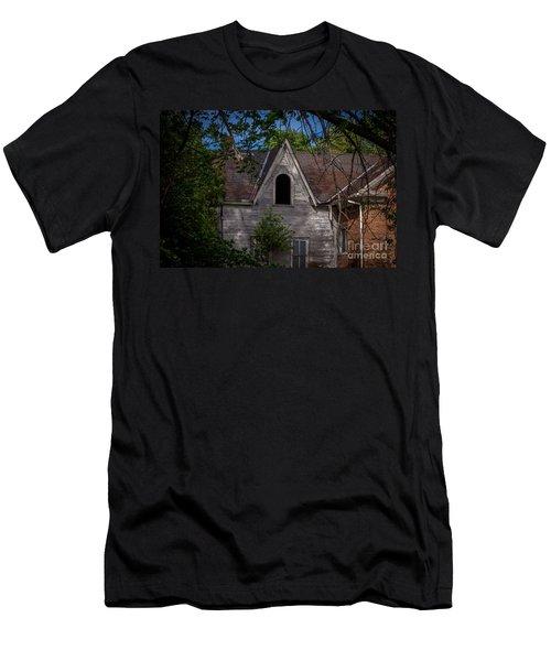 Ventilated Men's T-Shirt (Athletic Fit)