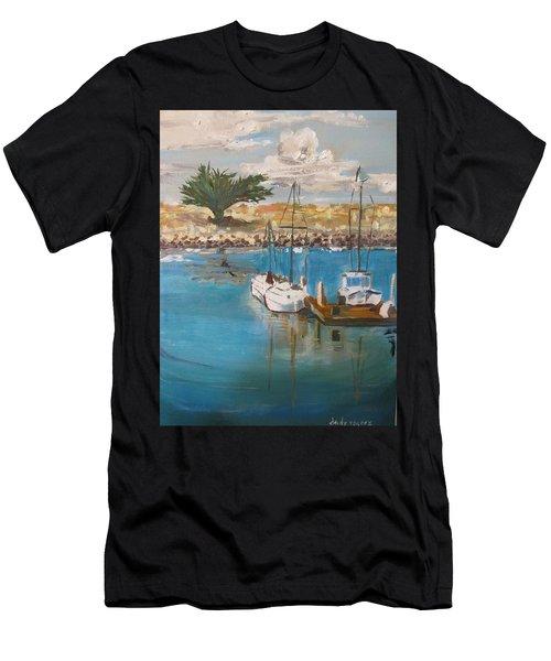 Ventura Marina Men's T-Shirt (Athletic Fit)