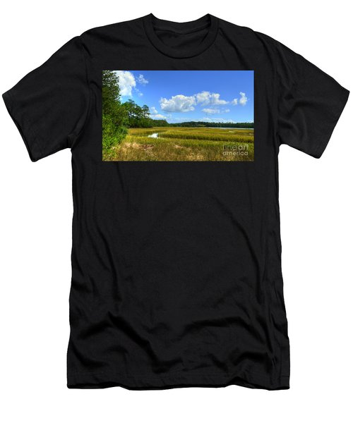 Vereen Historical Garden And Park Men's T-Shirt (Athletic Fit)