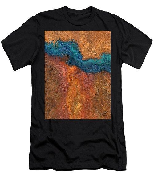 Verge Men's T-Shirt (Athletic Fit)