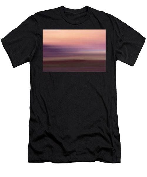 Vermilion Cliff At Dusk Men's T-Shirt (Athletic Fit)