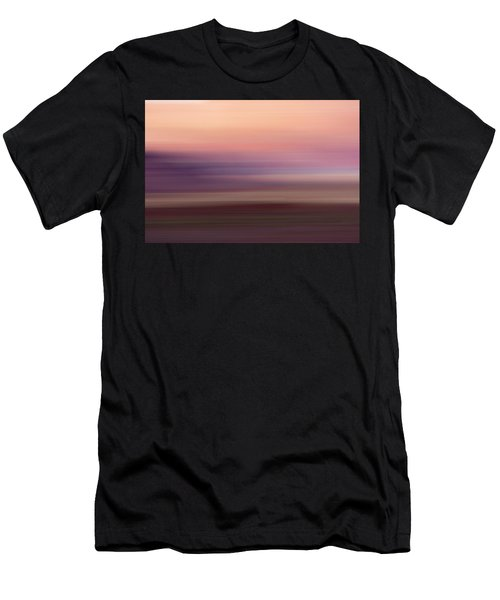 Vermilion Cliff At Dusk Men's T-Shirt (Athletic Fit)
