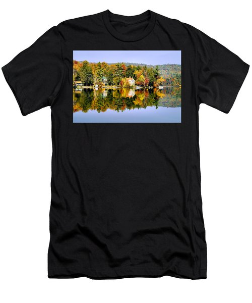Vermont Reflections Men's T-Shirt (Athletic Fit)