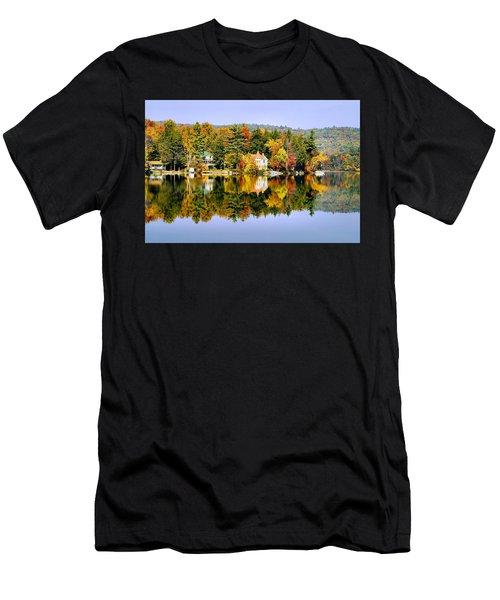 Vermont Reflections Men's T-Shirt (Athletic Fit)
