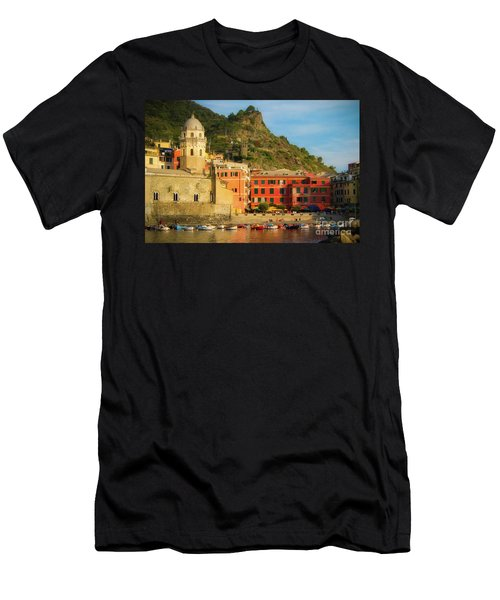 Vernazza Men's T-Shirt (Athletic Fit)