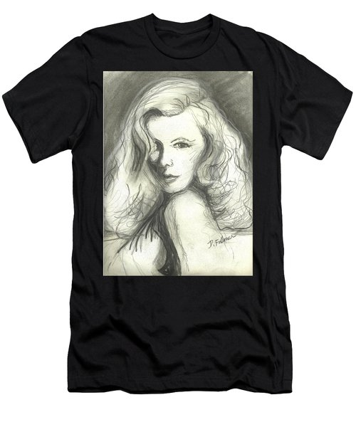 Veronica Lake Men's T-Shirt (Athletic Fit)