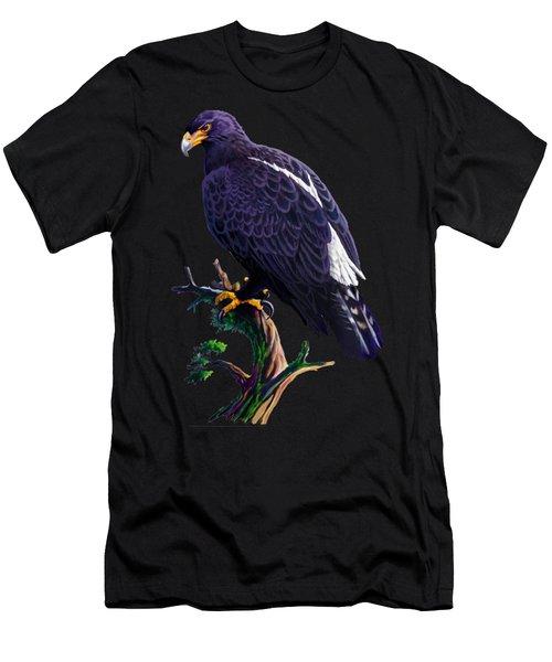 Verreaux's Eagle  Men's T-Shirt (Athletic Fit)