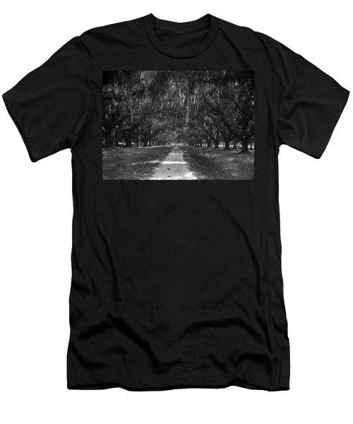 Versailles Oaks Men's T-Shirt (Athletic Fit)