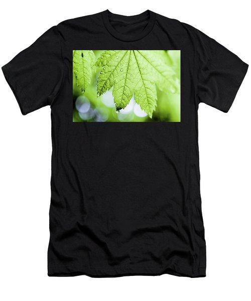 Vert Men's T-Shirt (Athletic Fit)
