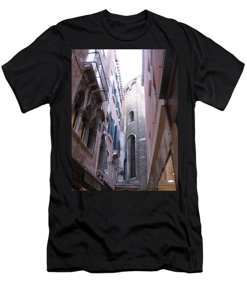 Vertigo In Venice Men's T-Shirt (Athletic Fit)