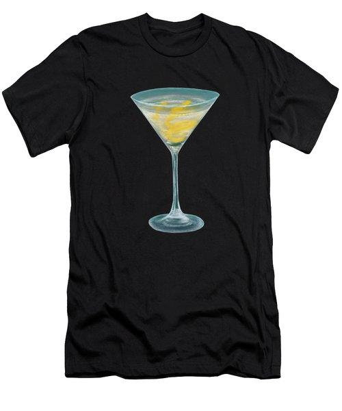 Vesper Martini Men's T-Shirt (Athletic Fit)