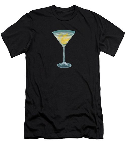 Vesper Martini Men's T-Shirt (Athletic Fit)