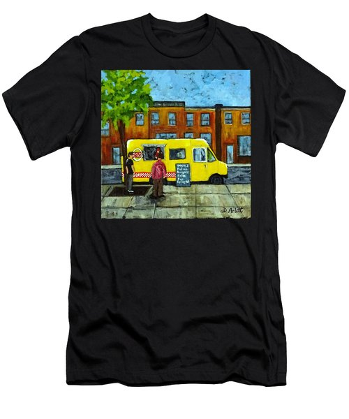 Vesta Lunch Men's T-Shirt (Athletic Fit)