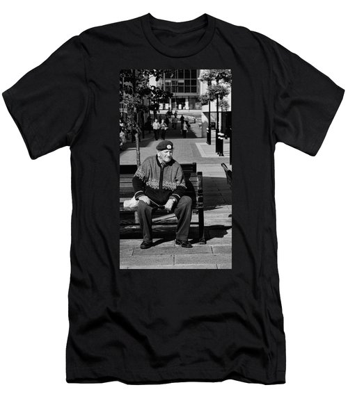Veteran Men's T-Shirt (Athletic Fit)