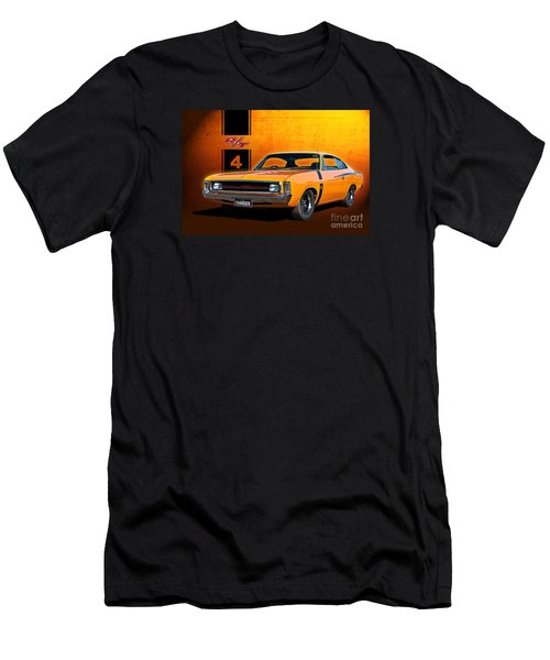Vh Valiant Charger Men's T-Shirt (Athletic Fit)