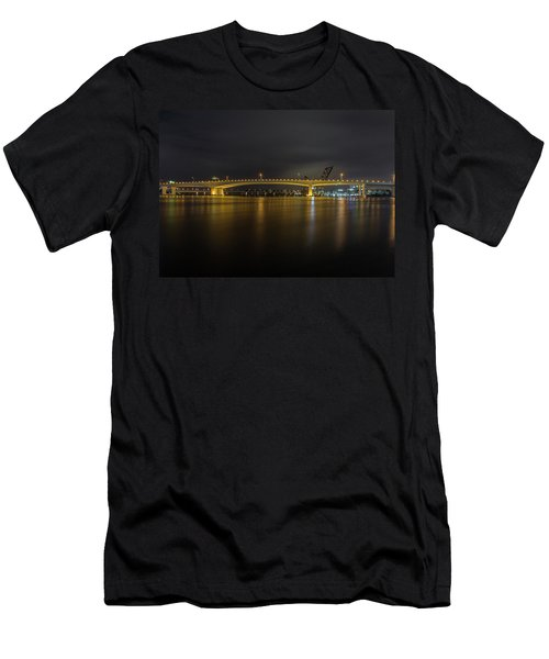 Viaduct Men's T-Shirt (Athletic Fit)