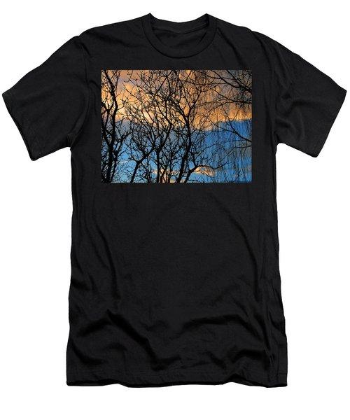 Vibrant Men's T-Shirt (Athletic Fit)