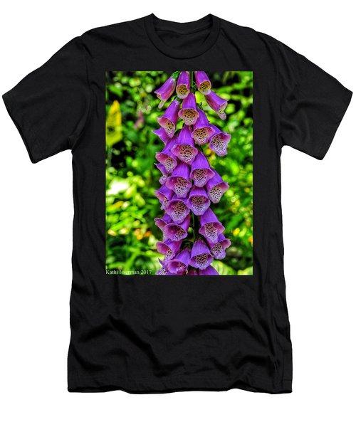 Vibrant Tones I Men's T-Shirt (Athletic Fit)
