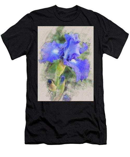Victoria Falls Men's T-Shirt (Athletic Fit)