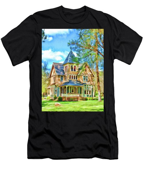 Victorian Painting Men's T-Shirt (Athletic Fit)