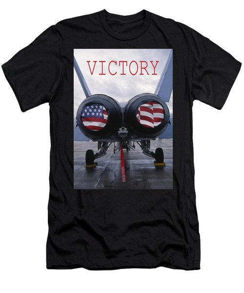 Victory Men's T-Shirt (Athletic Fit)
