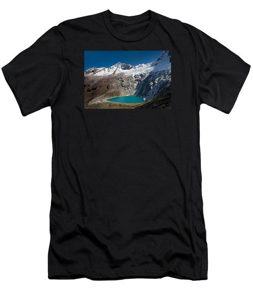 View From Punta Union Men's T-Shirt (Athletic Fit)