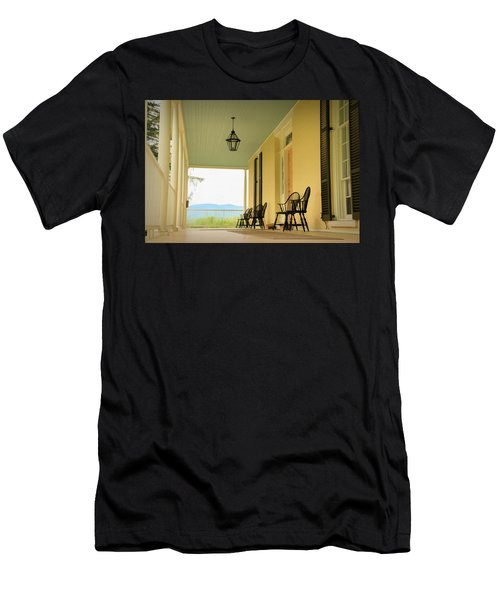 View From Cedar Grove Men's T-Shirt (Athletic Fit)
