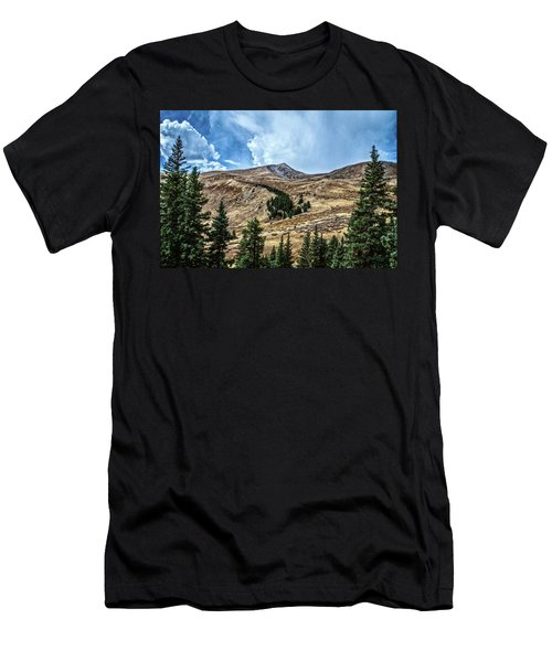 View From Guanella Pass Road Men's T-Shirt (Athletic Fit)