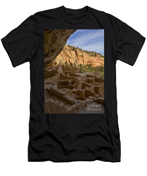 View From Inside Men's T-Shirt (Athletic Fit)