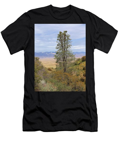 View From Pine Canyon Rd Men's T-Shirt (Athletic Fit)