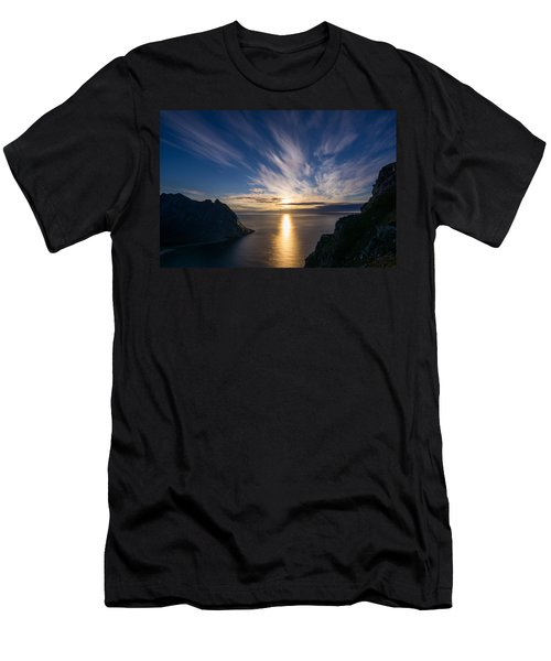 View From Ryten Men's T-Shirt (Athletic Fit)
