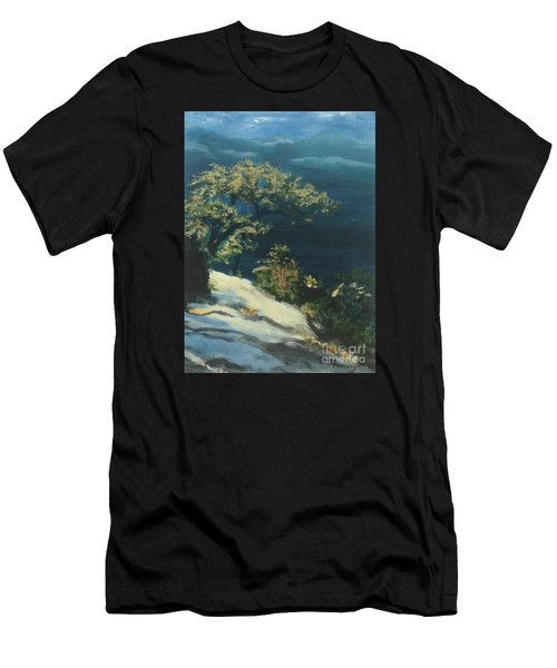 View From The Top Men's T-Shirt (Athletic Fit)